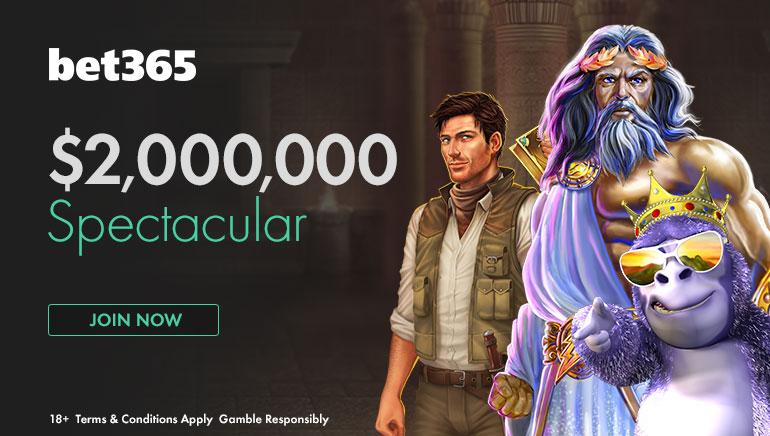bet365 invita a sus jugadores a unirse a su espectacular promoción de 2.000.000 $.