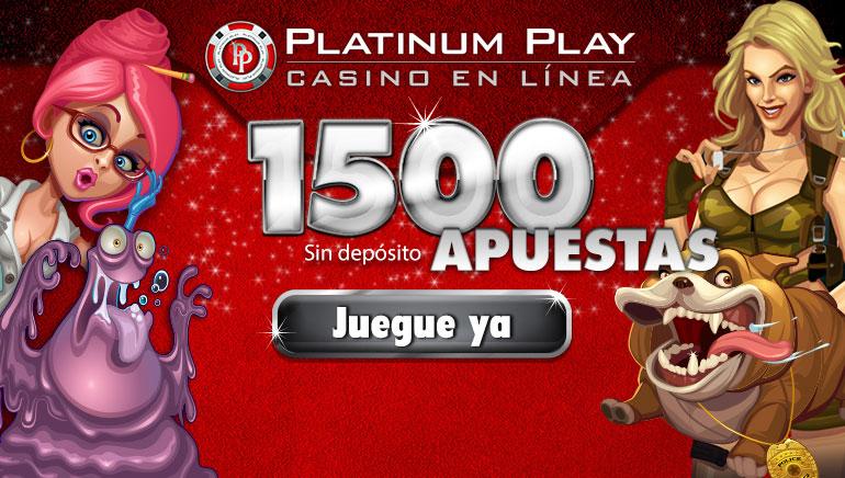 Platinum Play Casino Ofrece Dos Buenos Bonos Justo Desde El Comienzo