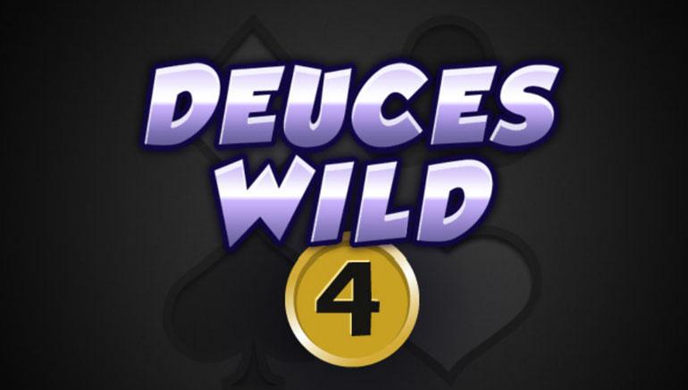 4-Line Deuces Wild