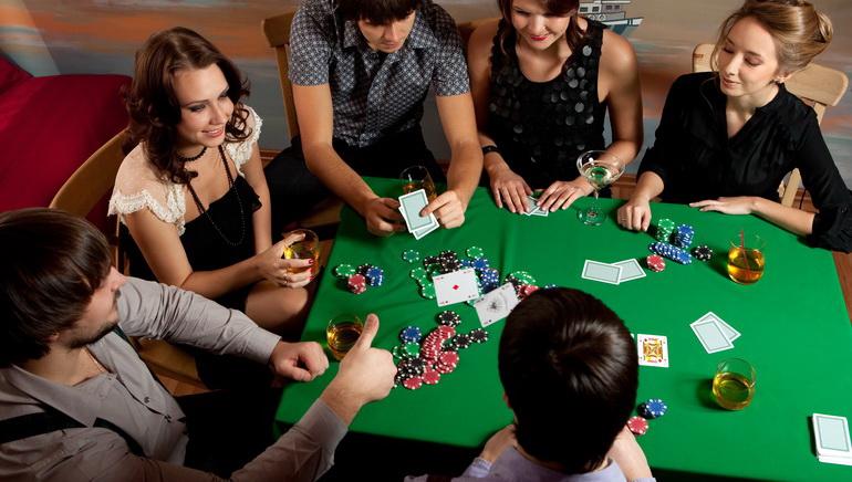 Póker de Dinero Real