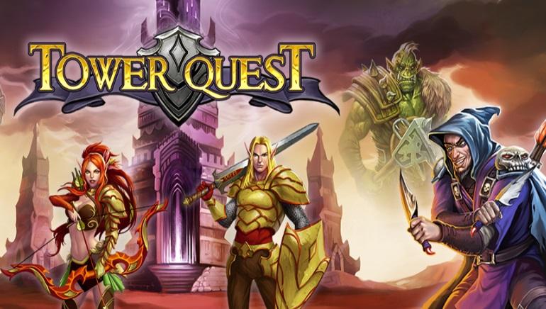 Nueva tragamonedas Tower Quest: Una aventura llena de diversión